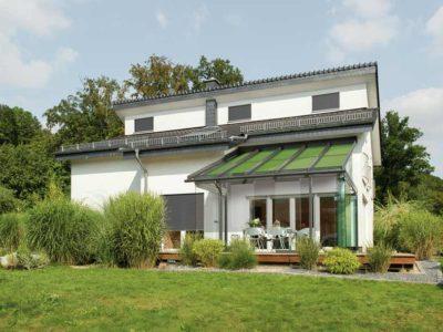 Solarlux Ausstattungsextra Climara Wintergartenmarkisen